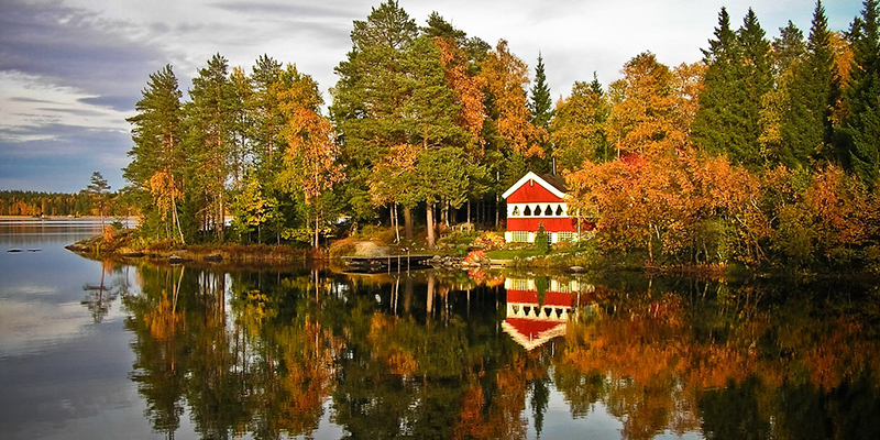 Discover Sweden this autumn
