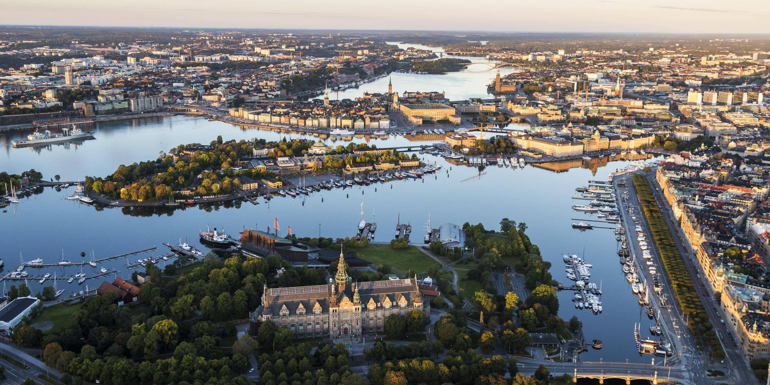 See and do in and around Stockholm